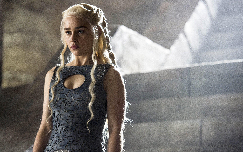 Emilia Clarke Emilia Clarke Game Of Thrones 2 Wallpaper Tv