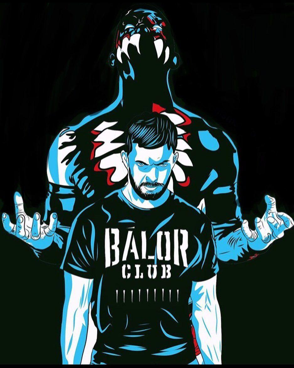 Finn Balor Finnart Finnbalor Finn Balor Demon King Wwe Wallpapers Wwe Pictures