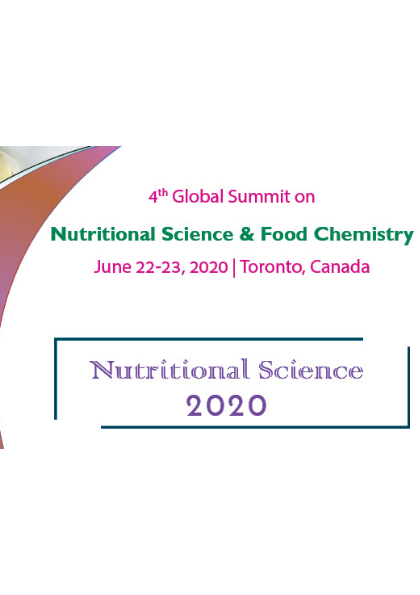 June 23 2020 Events.4th Global Summit On Nutritional Science Food Chemistry