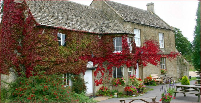 The Five Mile House Duntisbourne Abbots Pubs In And