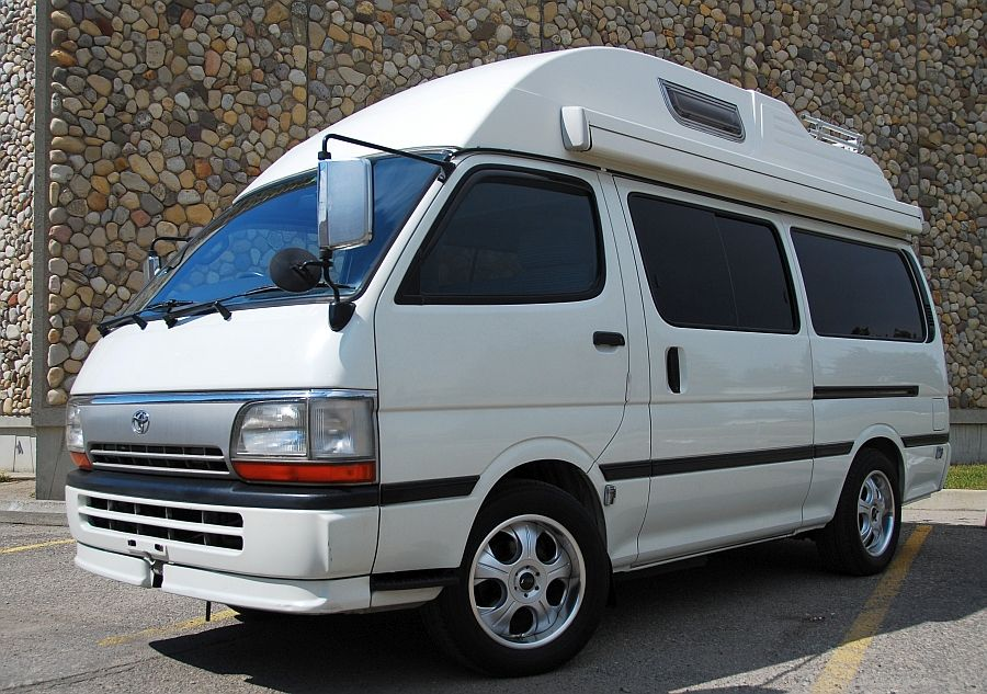 Trailers For Sale Calgary >> Pin by The Canadian Wheels on Toyota Hiace | Toyota hiace ...