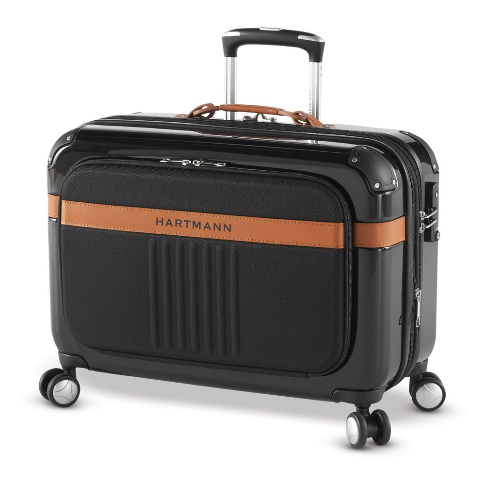 Hartmann PC4 Carry-On Expandable Garment Bag Spinner | Airline ...