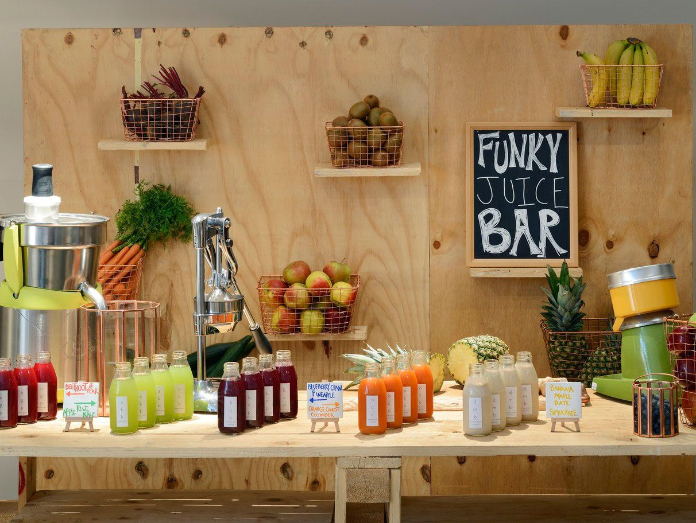 Organic Fruit Juice Concoctions Organic fruit juice