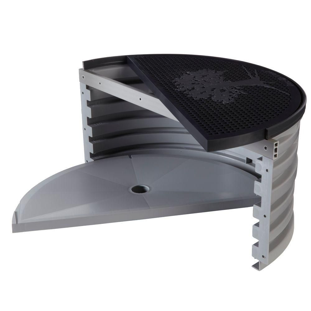 Decovent Charcoal Vent Unit 01 The Home Depot Crawl Space Vents Crawl Space Cover House Vents