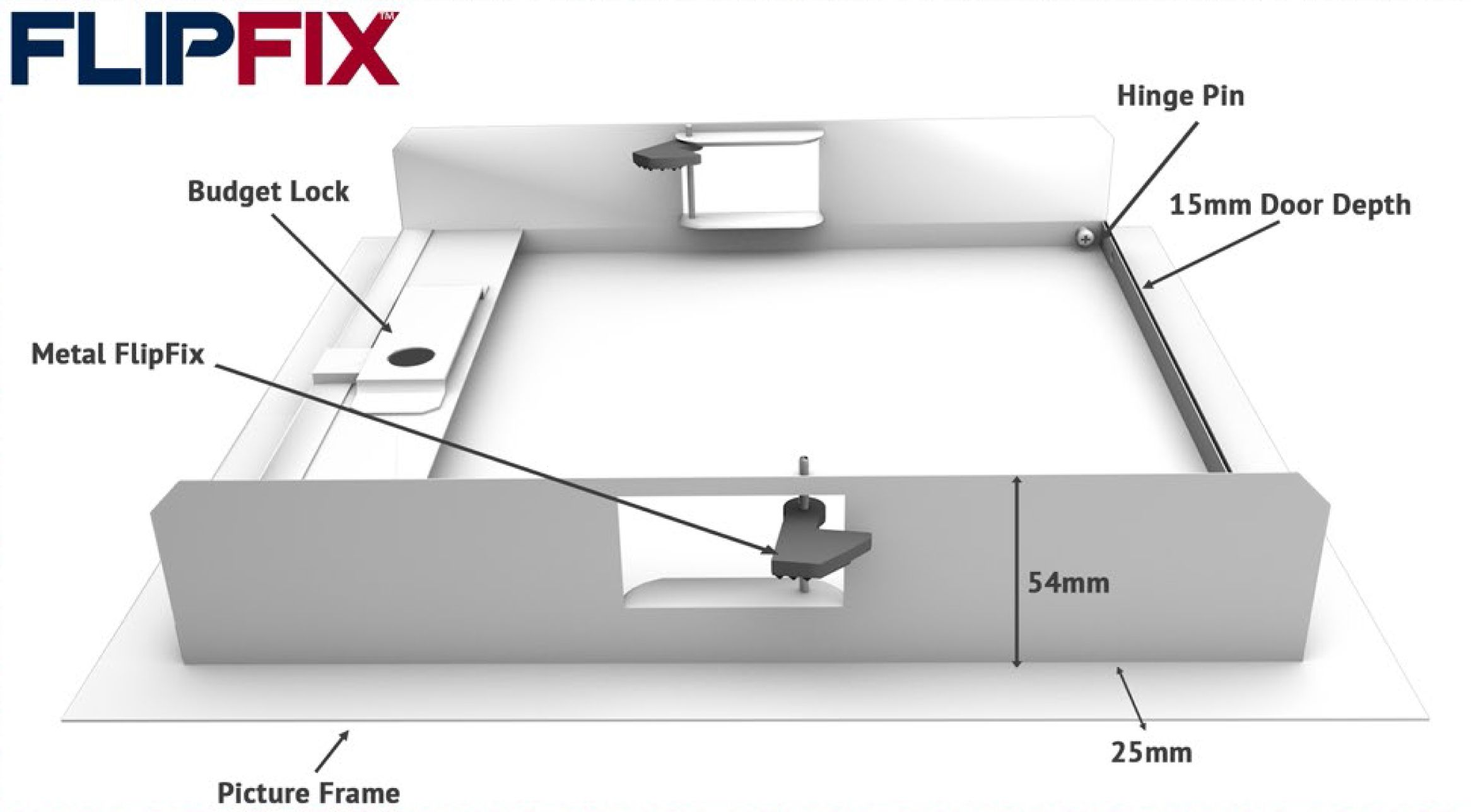Easy To Install Wall And Ceiling Access Panels The Installation Takes Only 3 Minutes Thanks To The Flipfix Device Avai Metal Door Door Beads Ceiling Covering
