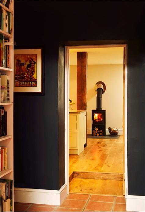An Inspirational Image From Farrow And Ball  Inner Hallway In Railings