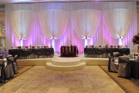 Separate Sweetheart Table