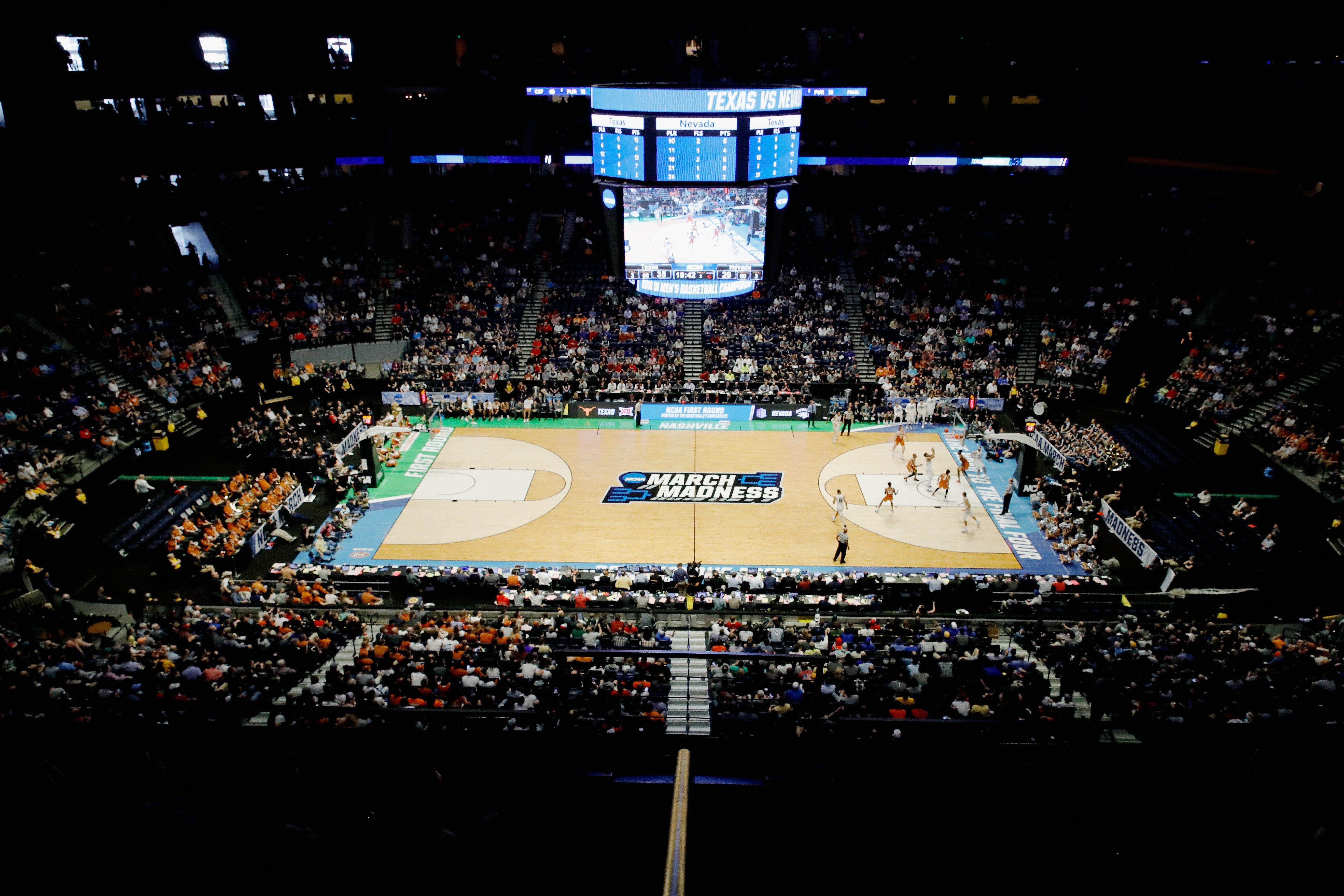 Game times/TV listings for 2019 NCAA men's basketball