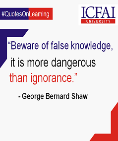 While Ignorance Is Bliss Half Knowledge As It Is Said Can Be
