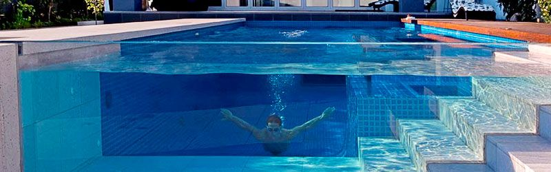 Plexiglass Swiming Pools Clearwater Acrylic Swimming Pool And Spa Windows Melbourne Home