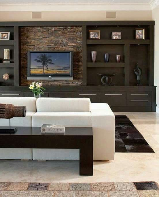 Family Room Design With Tv: Living Room Tv, Home, Home Living Room