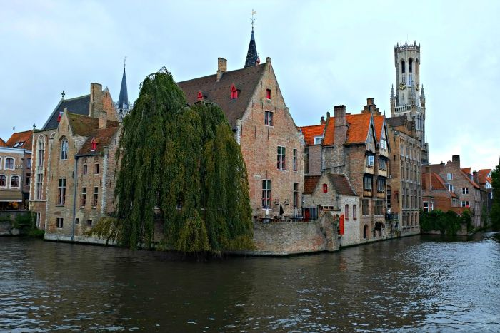15 cool In Bruges movie locations you can visit now Bruges and City