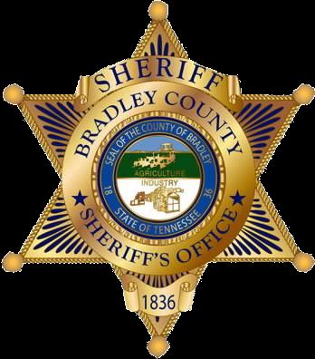 Bradley County Sheriff Tn 1 Police Badge Military Appreciation Law Enforcement