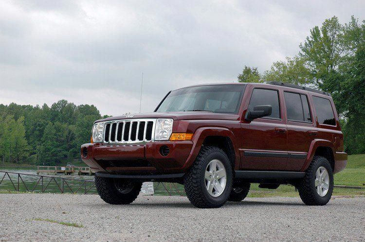 2in Jeep Suspension Lift Kit In 2020 Jeep Commander Jeep Suv