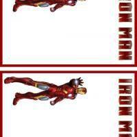Free Iron Man Printables Iron Man Iron Man
