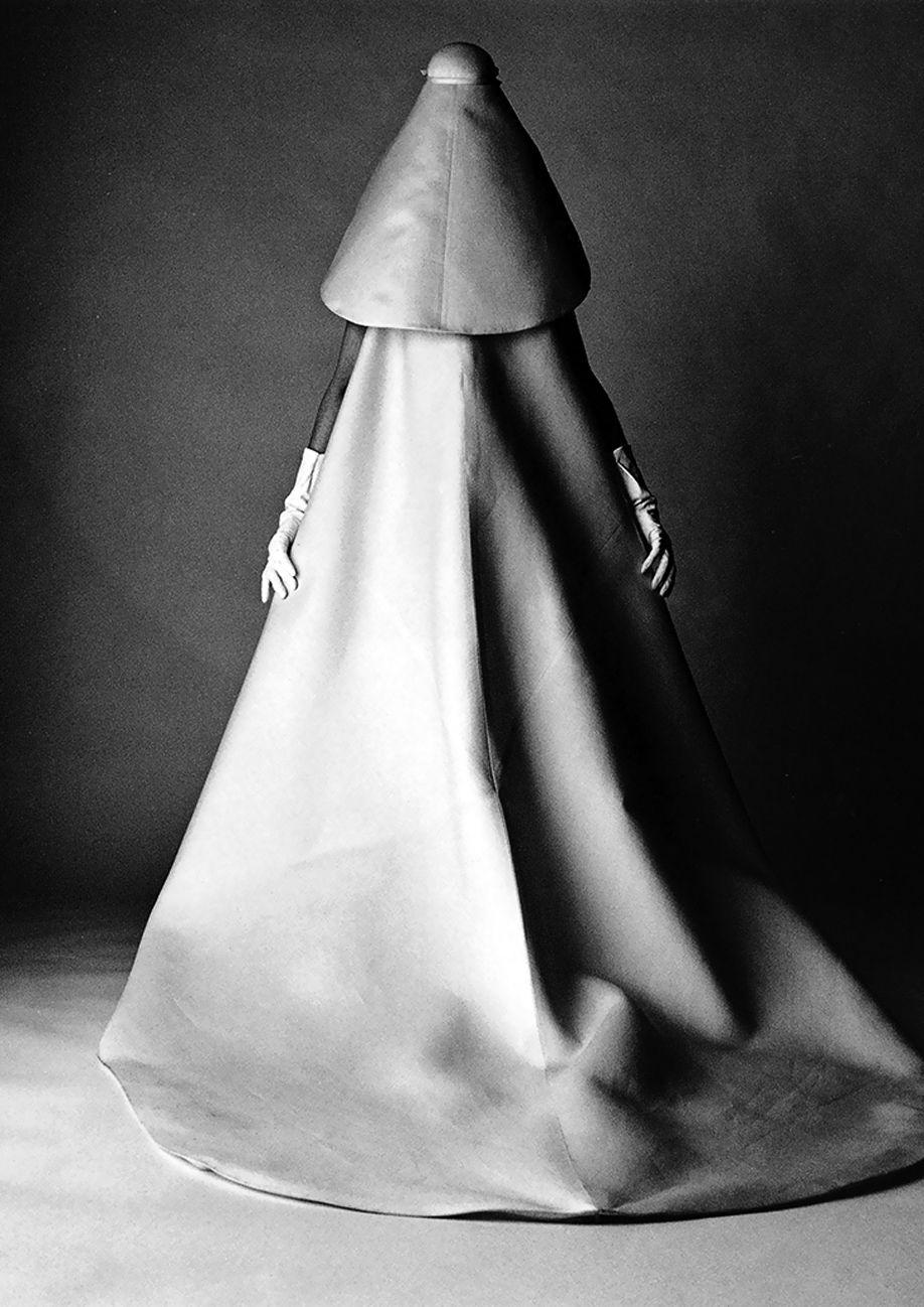 Balenciaga Bridal Gown 1967