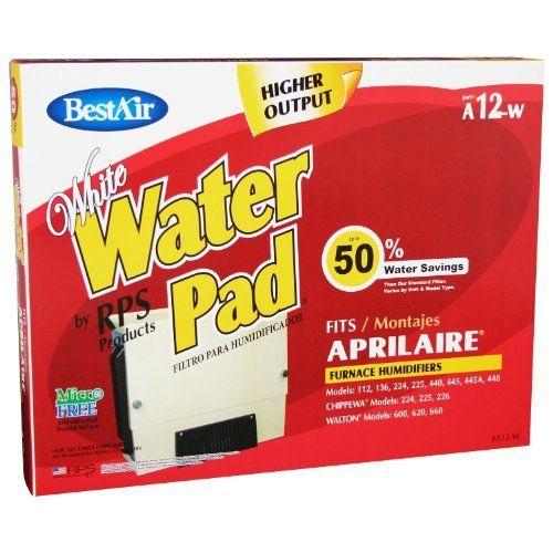 Bestair A12w Aprilaire 12 Paper Wick Waterpad By Bestair 11 28