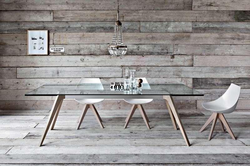Tavoli da cucina in vetro   Tables and Interiors