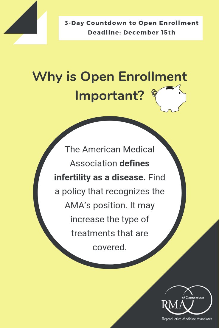 3 Days Until The Openenrollment Deadline December 15th The