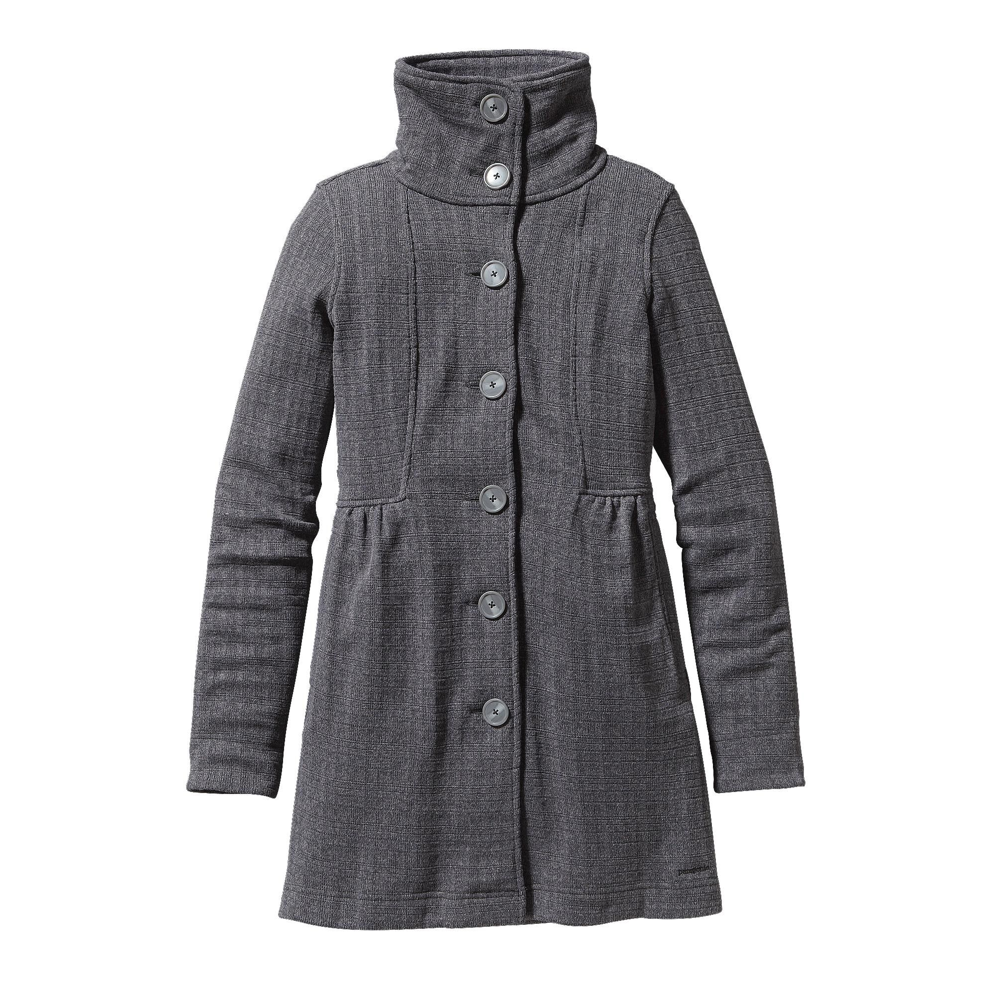 The Patagonia Women's Better Sweater® Coat offers city-street ...