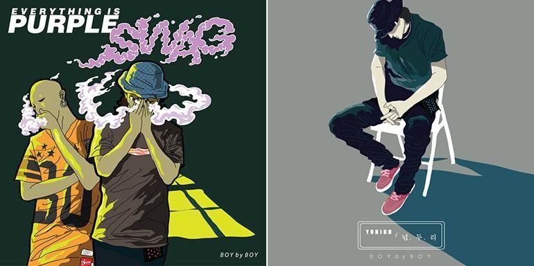 놀라운 소년들의 디자인, BOY by BOY
