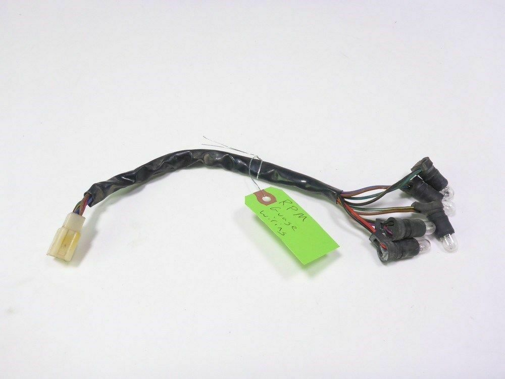 Advertisement Ebay 83 Kawasaki Kz550 C Ltd Tach Gauge Wiring