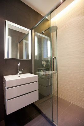 27 minis salles de bains qui ont tout d'une grande !