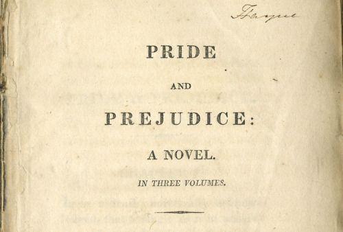 pride and prejudice :]