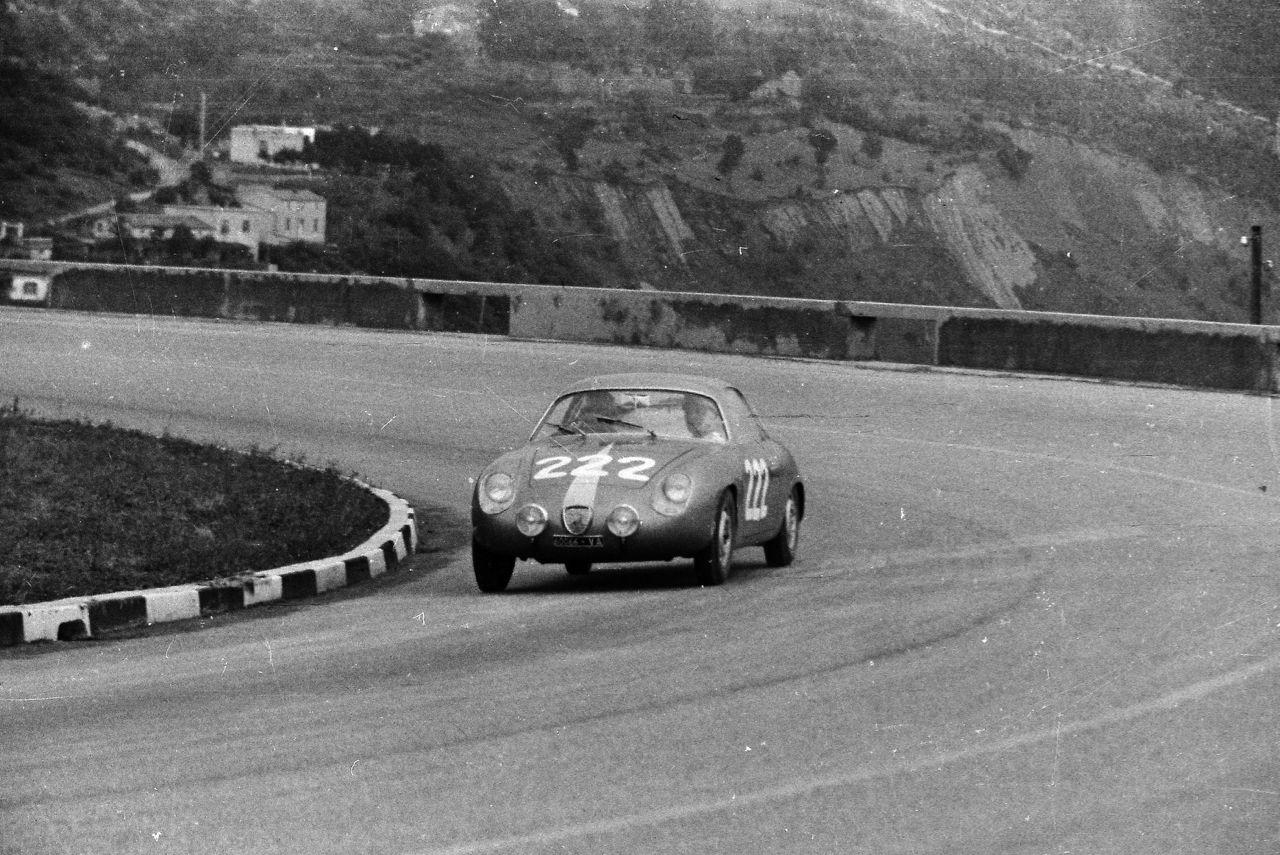 1000 Miglia 1958 - 1957 Abarth Record Monza Prototipo