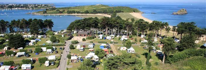 Image gallery saint malo camping for Camping de la piscine brittany