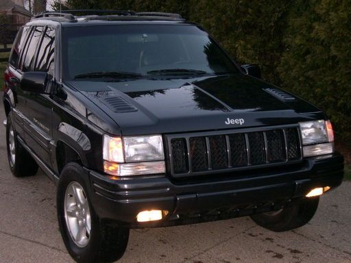 1998 Grand Cherokee 5 9 Truly One Of A Kind Proyectos