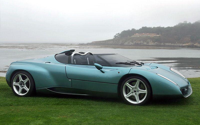 1996 Lamborghini Raptor Concept Zagato