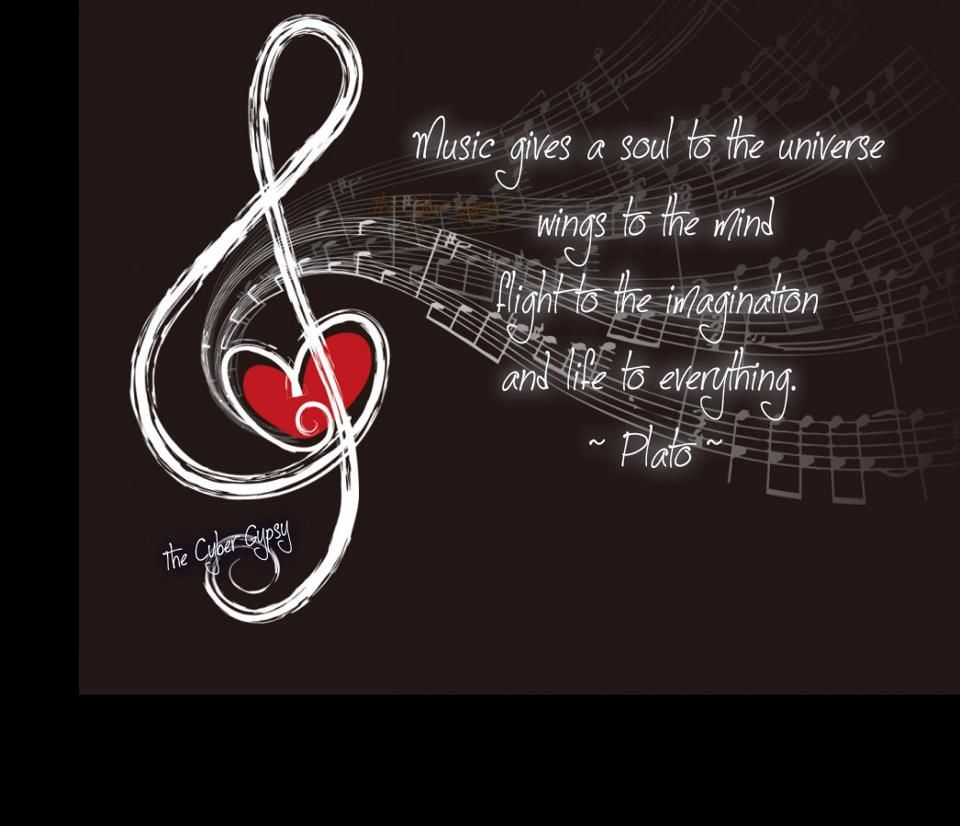 Plato Quote About Music Quotes Music Quotes Picture Quotes Quotes