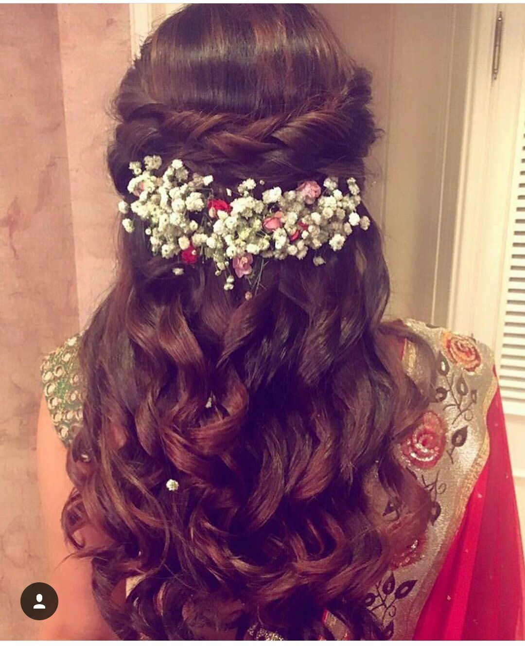 Pin By Gudiarani On Hairstyles Bridal Hairdo Indian Hairstyles