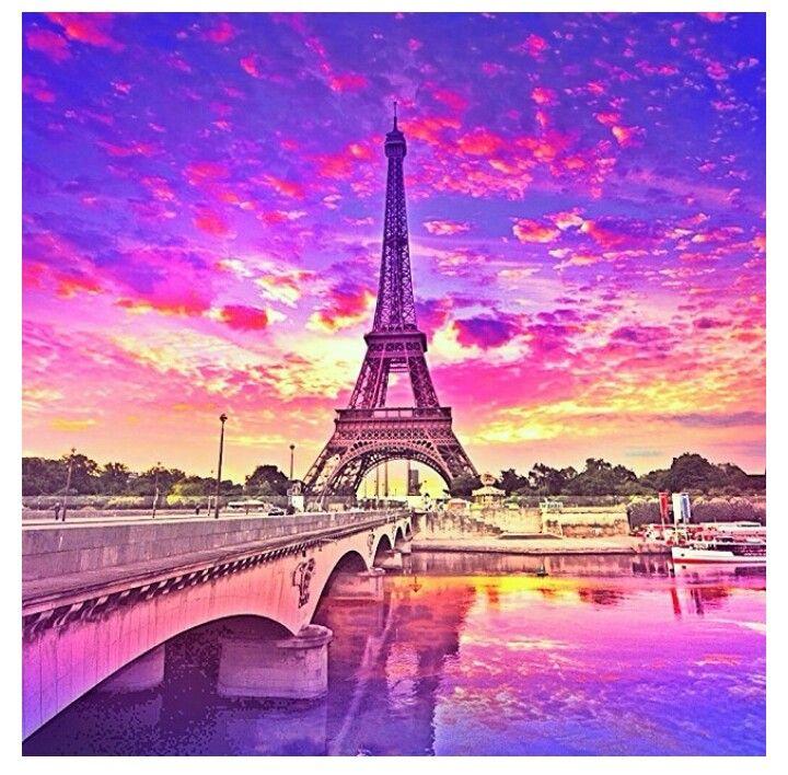 beautiful paris pink - photo #7