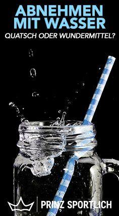 Warum ist es so wichtig, genug Wasser zu trinken und mit Wasser abnehmen zu können?   - Fitness Tipp...