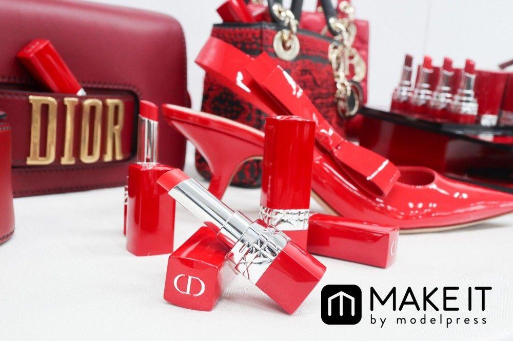 "best loved 5b38e 1d50d 9月7日発売・Dior新作】""赤""を極めた新リップ「ルージュ ..."