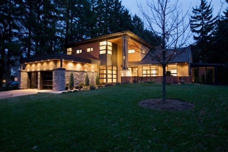Frank Lloyd Wright Inspired This Toronto Home Is For Sale Visit