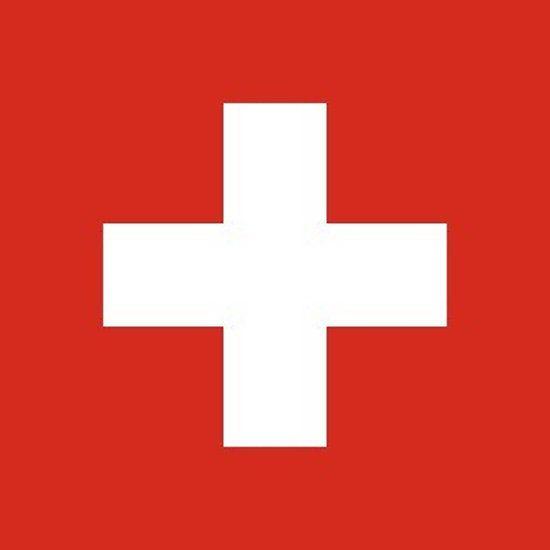 Switzerland Flag Stickers Switzerland Flag Swiss Flag National Flag