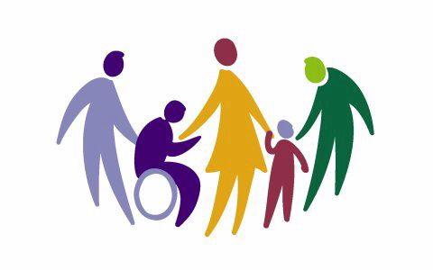 شعار ذوي الاحتياجات الخاصة صور ذوي الاحتياجات الخاصة شعارات ذوي الاعاقة Special Education Education Logo Education