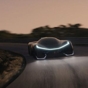 Faraday Future S Design Dna The Ffzero1 Future Concept Cars Faraday Future