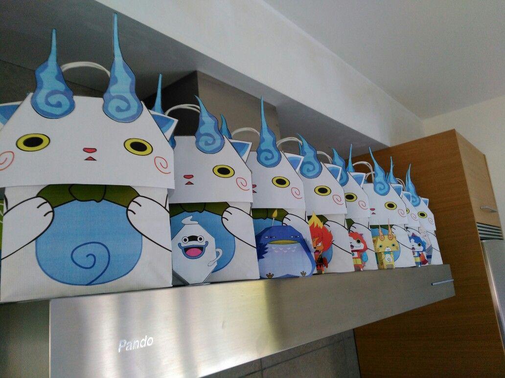 Decoration Fete Enfants Theme Yokai