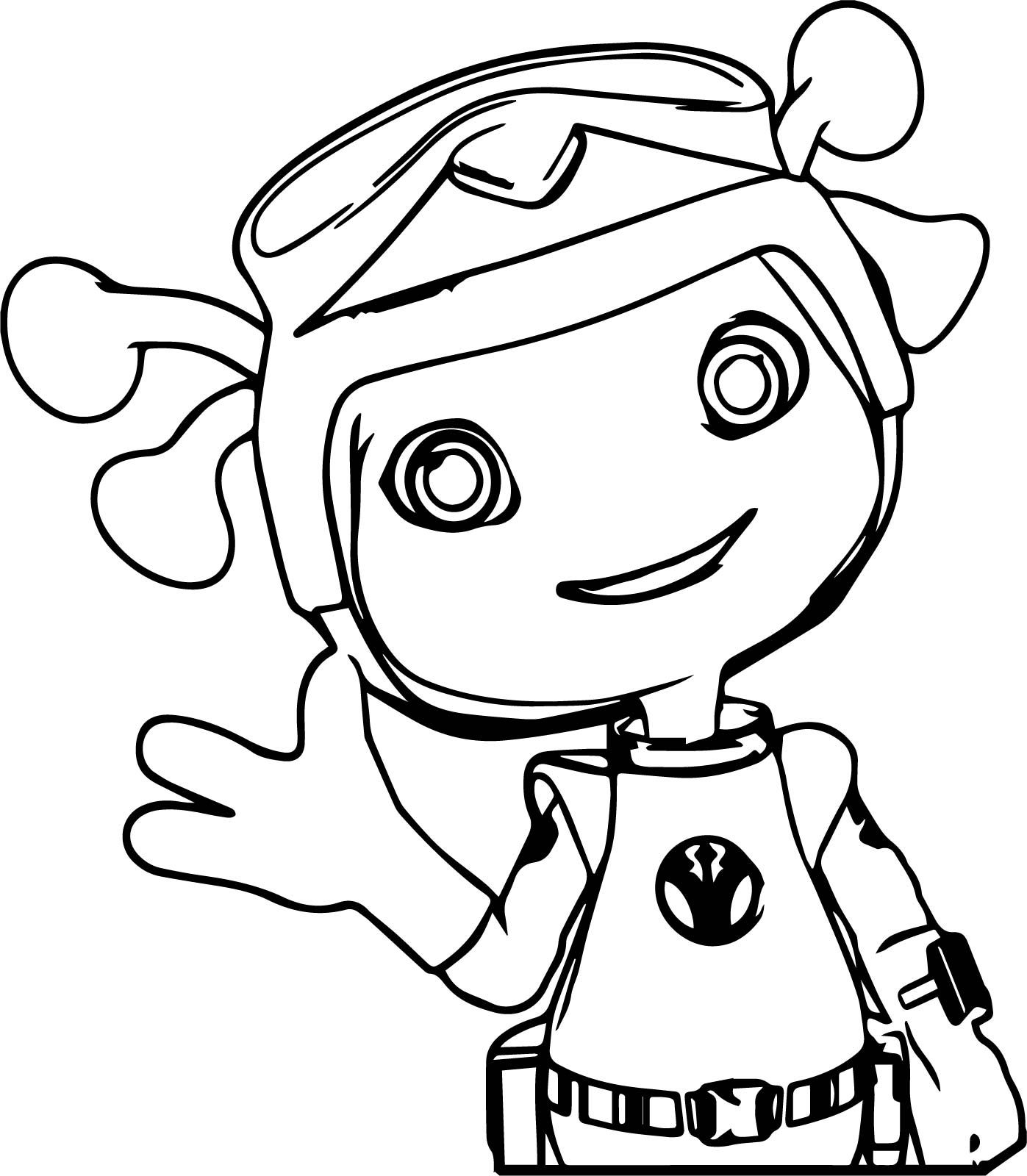 Cool Floogals Girl Coloring Page Coloring Pages For Girls Coloring Pages Free Printable Coloring Pages