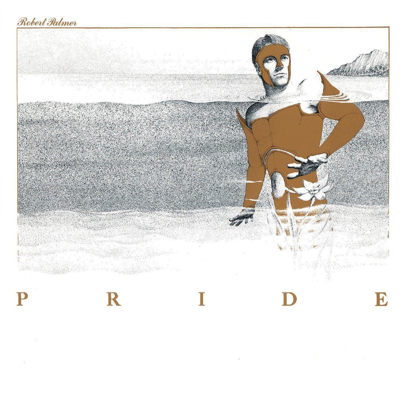 Robert Palmer Pride Lp vinyl, Vinyl