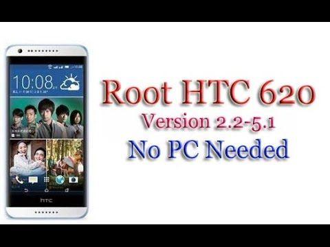 How To Root HTC Desire 620! Lollipop,Kitkat,Jellybean! no PC