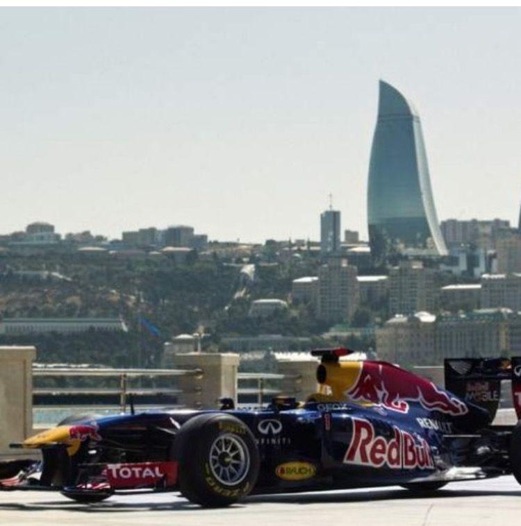 Azerbaijan Baku Formula 1 Baku Opera House Sydney Opera House