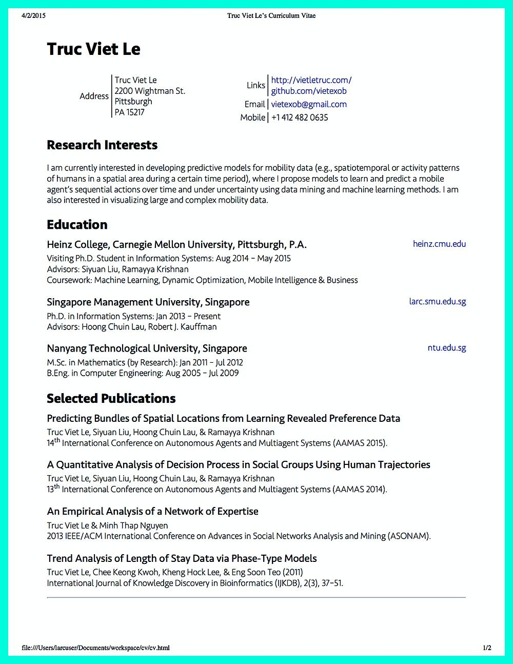 Data scientist resume include everything about your education, skill ...