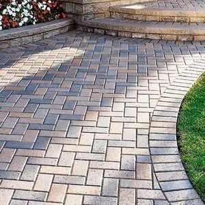 unilock pavers hollandstone reviews patios pinterest