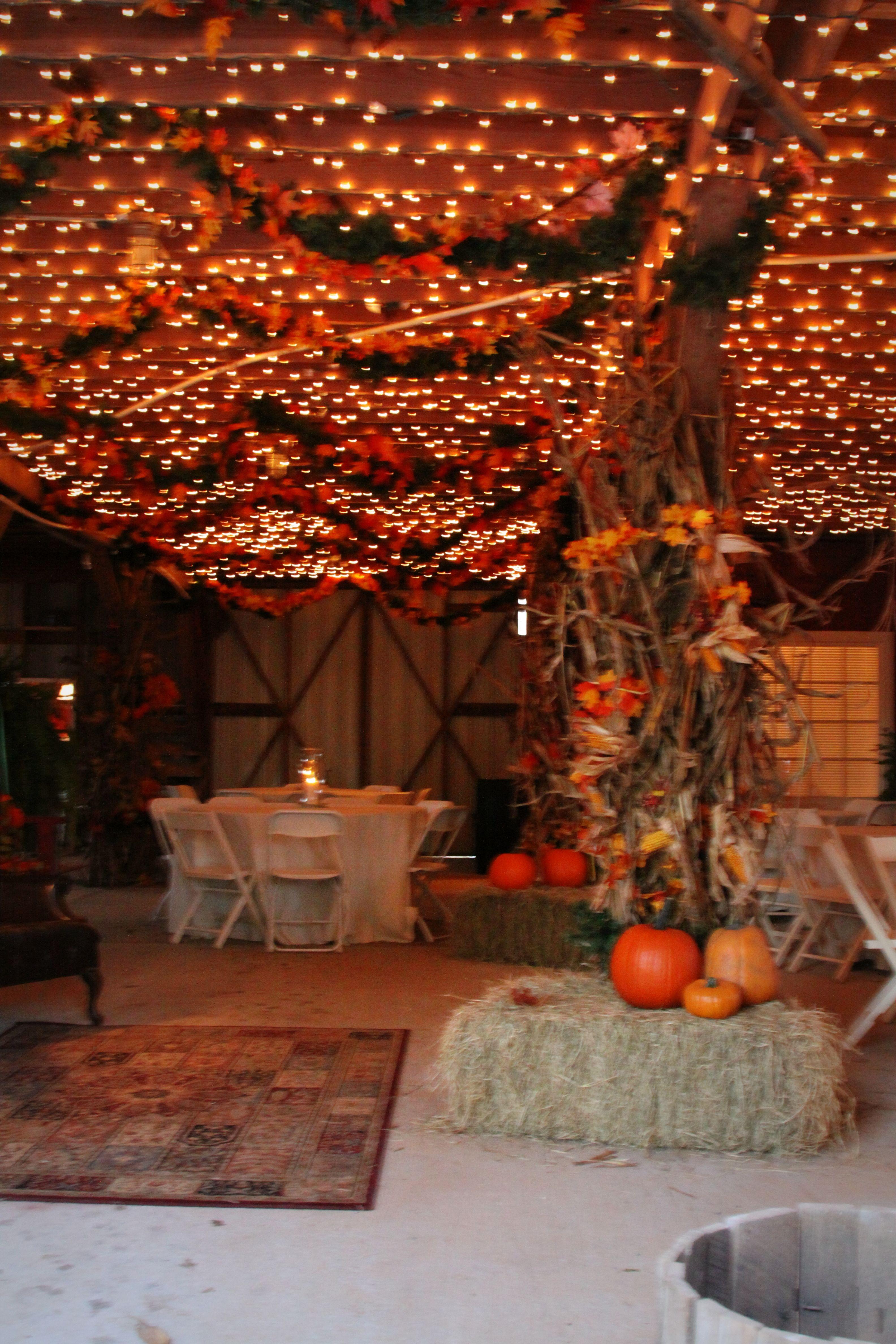 Pin by Amanda Ball on Halloween Country barn weddings