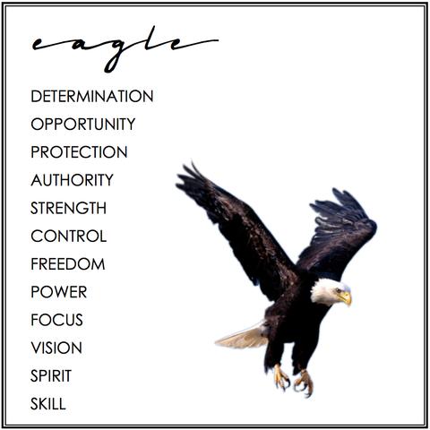 Eagle Symbolism By Theraveniron Bos Animal Spiritual Guides